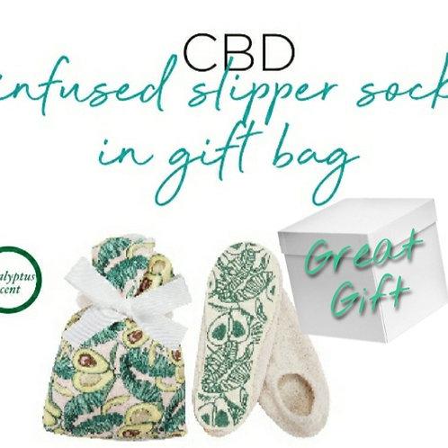 Giftable CBD Cozy Socks
