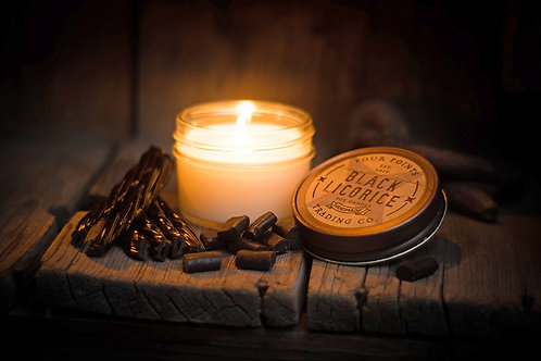 Black Licorice Soy Candle