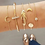 Thumbnail: Gold Leaf Stacking Cuff