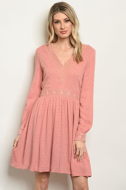 Every Occasion Fitted Dress