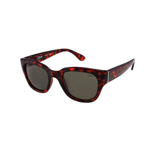 Delano UV Protect/Polarized Sunglasses in Havana
