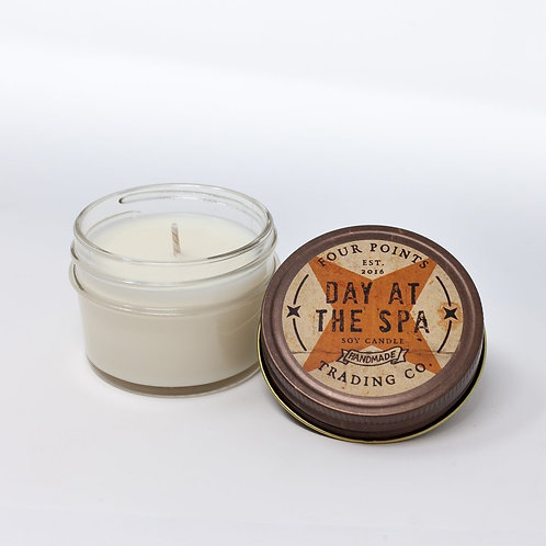 Day At The Spa Soy Candle