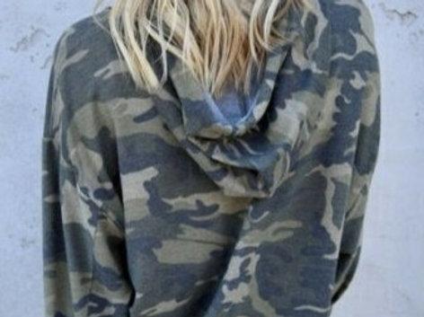 Camo Sweatshirt (3 colors)
