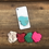 Thumbnail: Natural Stone Phone Grips (5 colors)