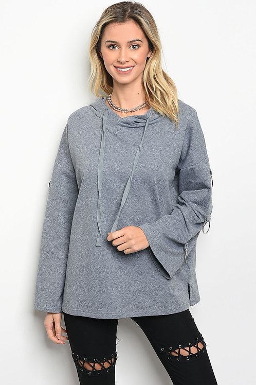 'Show Me Your Flare' Sleeve Sweater