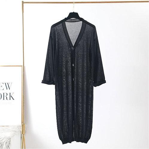 Casual Women Knit Cardigan