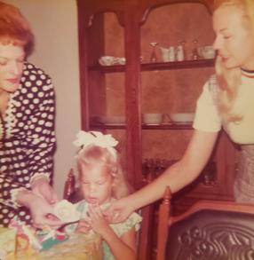 Mema, Momma and I