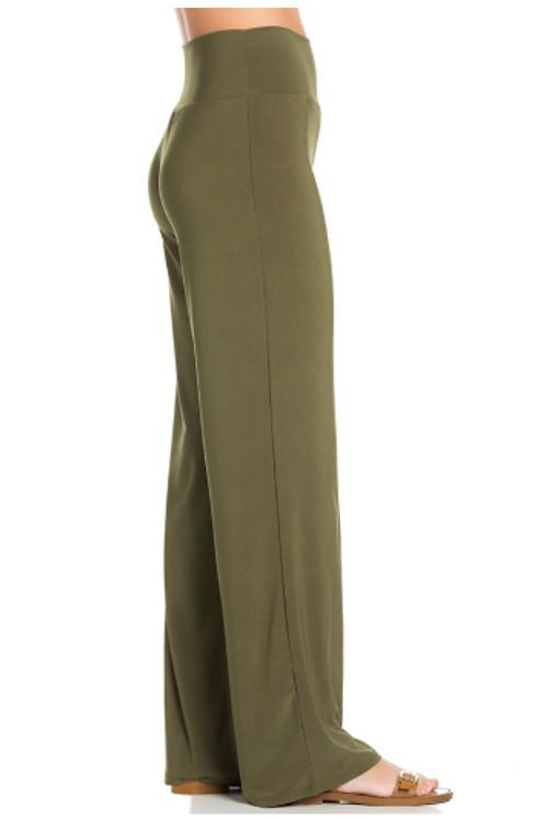 Comfy Pants -Olive