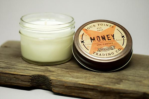Money Soy Candle
