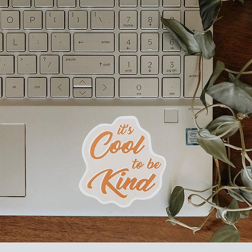 Cool Kind Sticker
