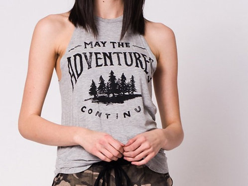 May the Adventures Halter Tank