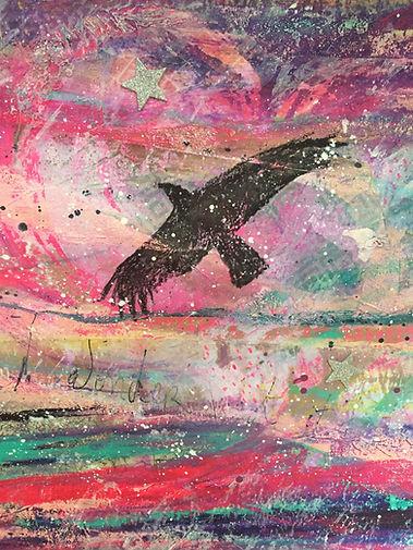 animal magic workshop (raven) detail.JPG