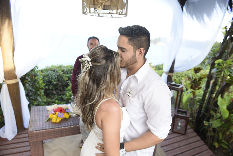 Elopement Wedding - Ensaio do Casal B