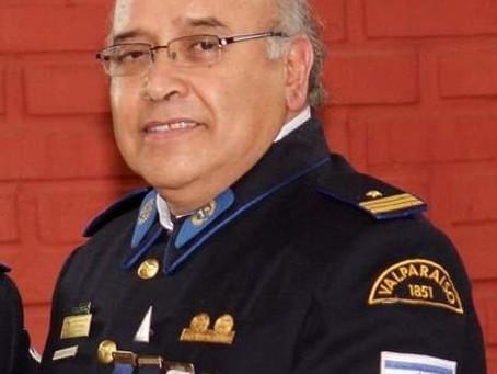 """Fallece Bombero Honorario y Fundador de la 15a. Compañía """"Bomba Israel"""", don Manuel Guerrero López"""