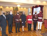 """Sesión Solemne del 120° Aniversario de la Fundación de la 11a. Compañía """"Bomba George Garland"""""""
