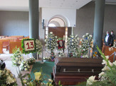 Funerales del Ex - Comandante del Cuerpo de Bomberos de Valparaíso Fernanado Vallejos E. (QEPD.)