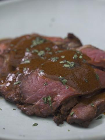 Chico Loco - Achiote Roast Lamb