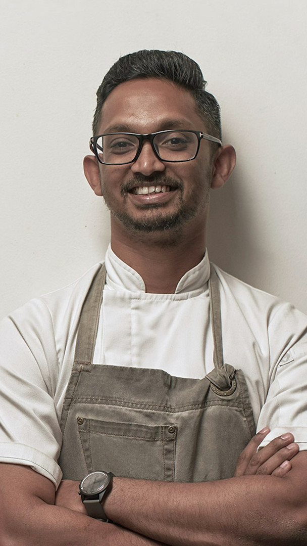 Cheek Bistro: Chef Rishi Naleendra