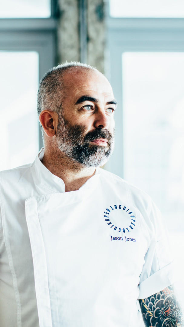 Super Loco: Chef Jason Jones