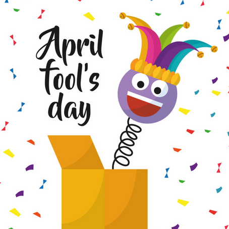 April's Fools Day Ideas