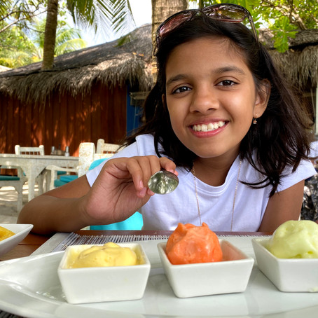 Rai's top 5 desserts!