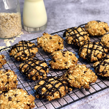 The best oatmeal cookies!