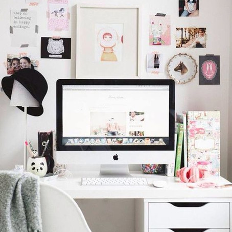 Workspace makeover