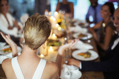 Dinner Party Reception