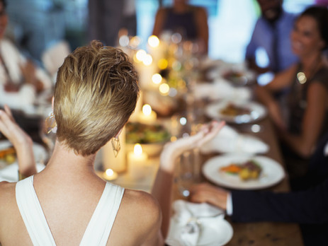 5 Tips for Staying Sober at Holiday Parties