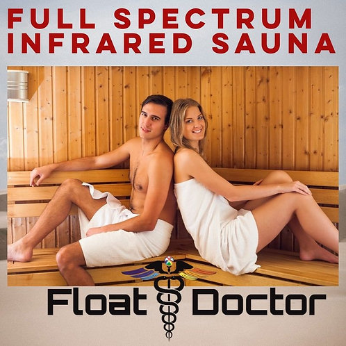 Full Spectrum Infrared Sauna (Gift Certificate)