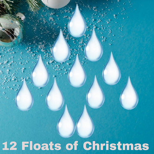 12x 90 Minute Floats (Gift Certificates Package)