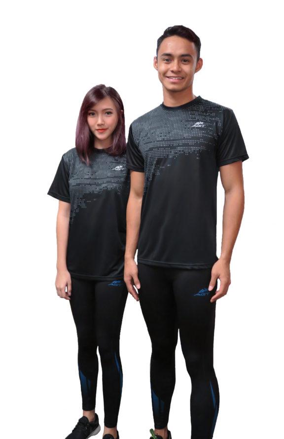 74 Running T-shirt