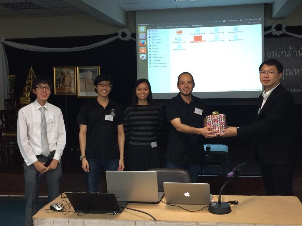 2017-IPST - CQT-Singapore