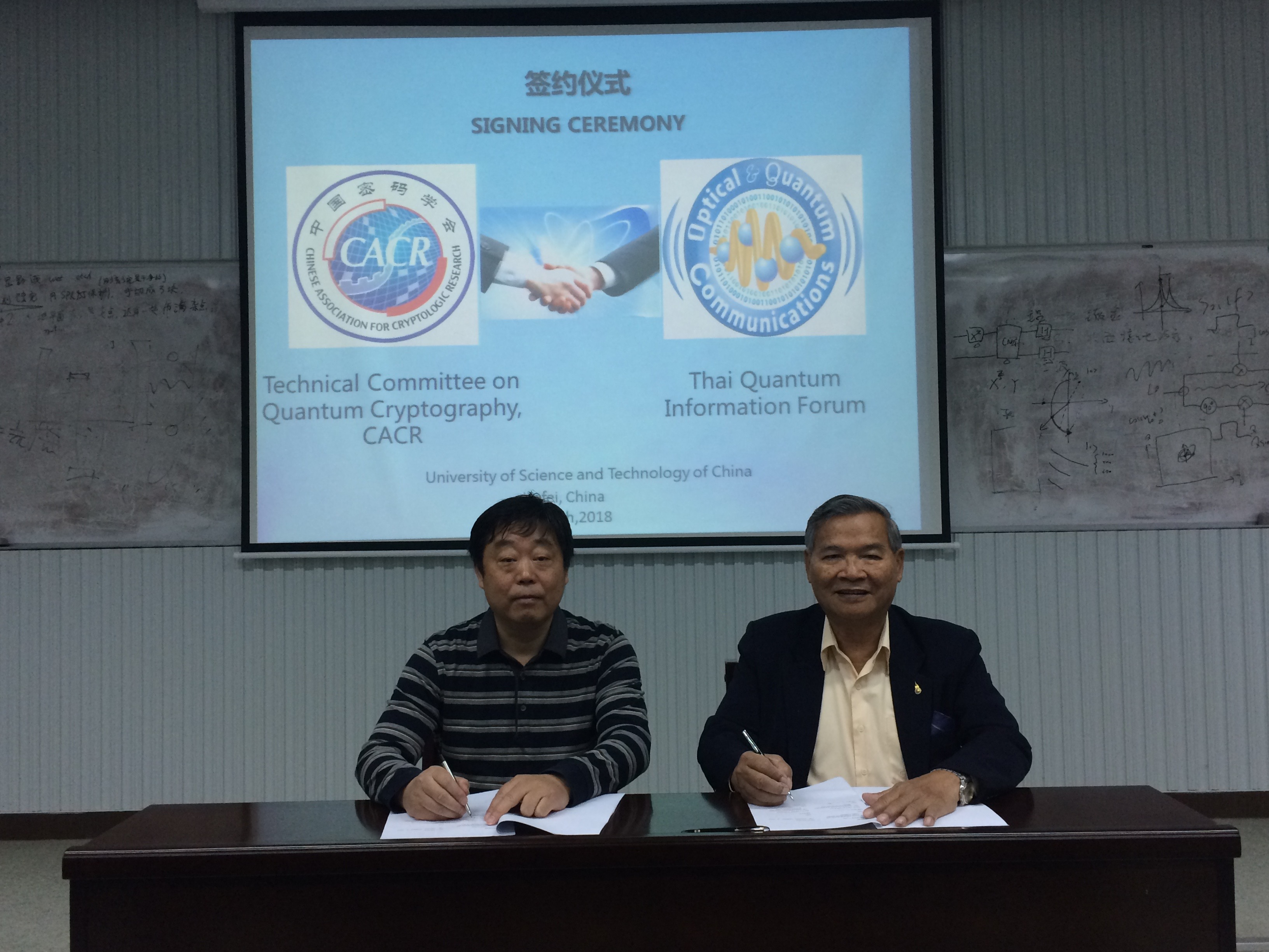Prof.Han & Dr.Yoothanom