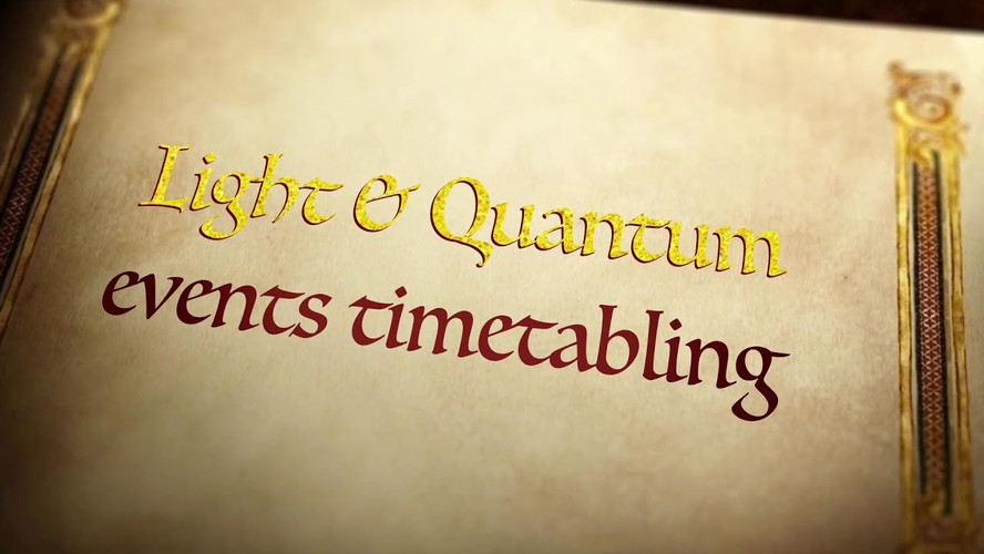 (trailer) - Light and Quantum Milestone - History for the future (เปิดตัว ๒๑ พ.ย. ๖๒)