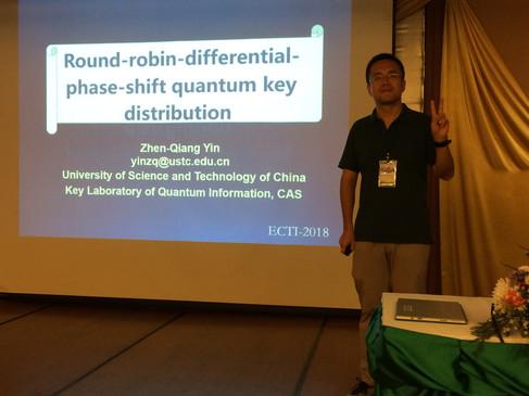 The keynote talk