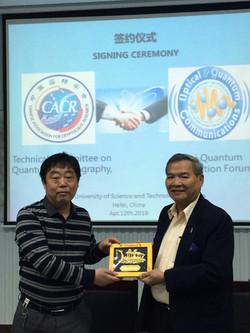 CACR-Q-Thai Forum