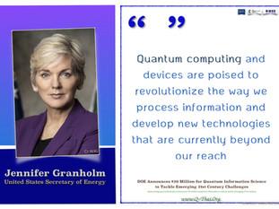 Quote (March 2021) - Jennifer Granholm