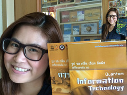 Thai scholar visit home