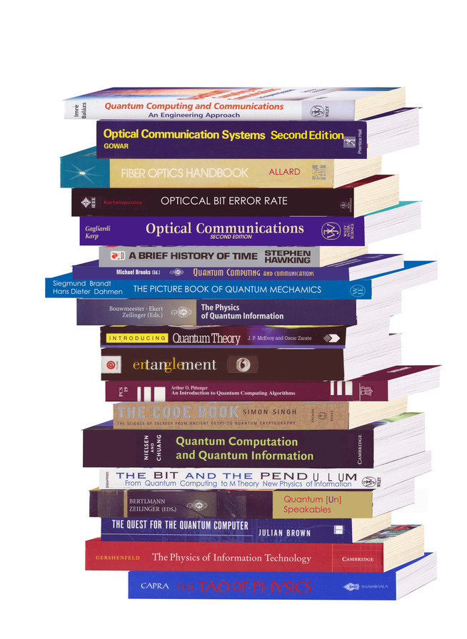 Thai Quantum Communications Testbed: at www.ebooks.in.th/OQC-LED @ October 2016