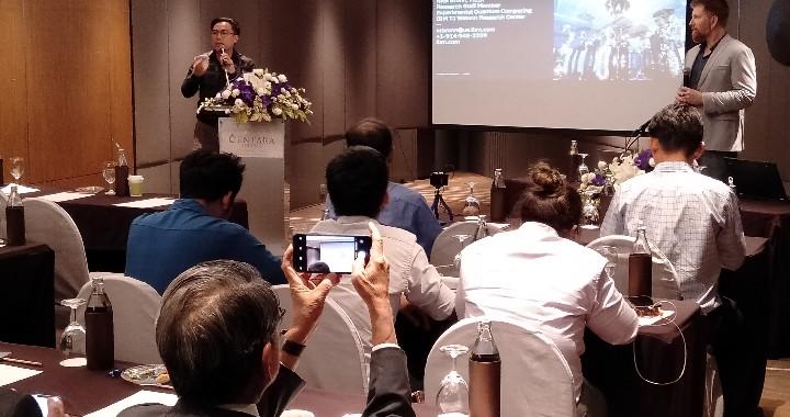 Quantum computing for Thailand