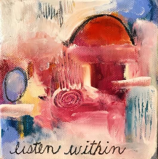 Listen Within