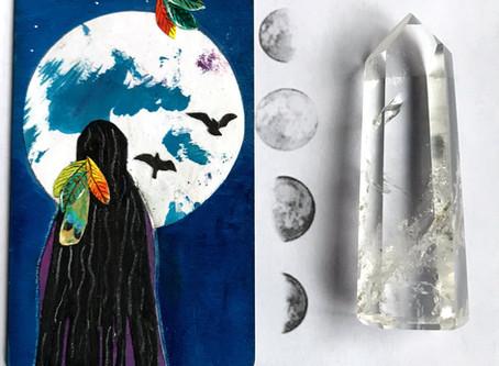 The Moon And Her Rhythms