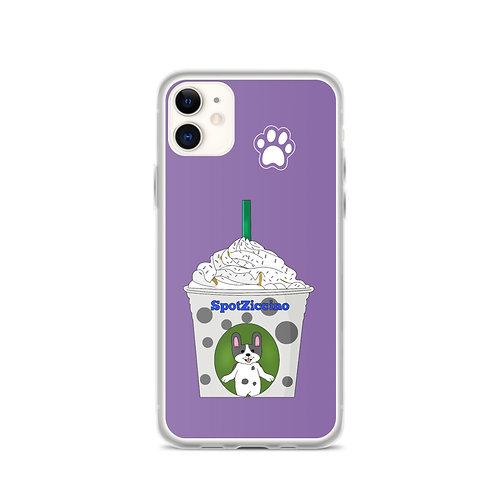 SPOTZICCINO™ Apple iPhone Case (Purple)