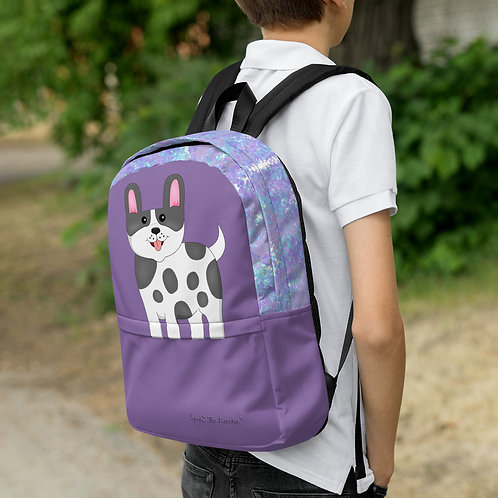 VIKI Merchandise™ Backpack (Purple)