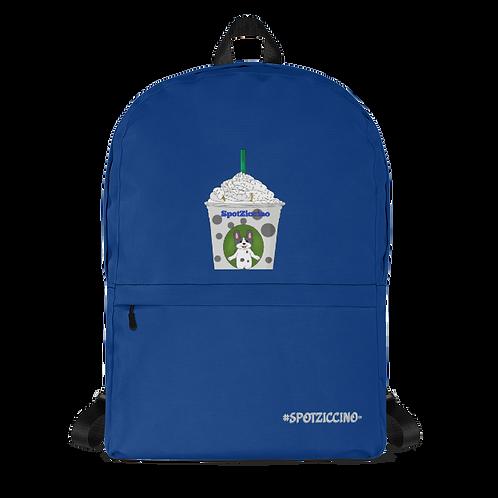 SPOTZICCINO™ Laptop Backpack (Blue)