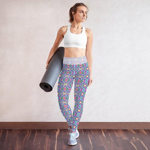 VIKI Merchandise™ Branded Yoga Leggings