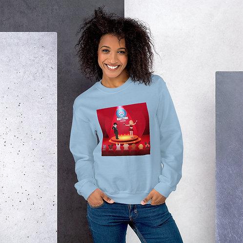 Pupsi SPOTZBOWL™ HALFTIME SHOW Women's Sweatshirt