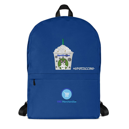 SPOTZICCINO™  Backpack (Blue)