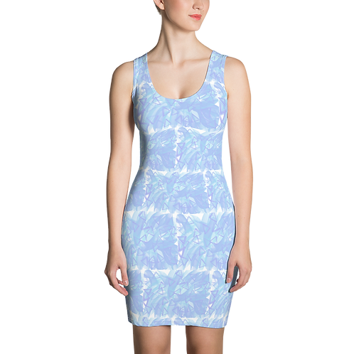 VIKI Merchandise™ Branded Sublimation Cut & Sew Dress